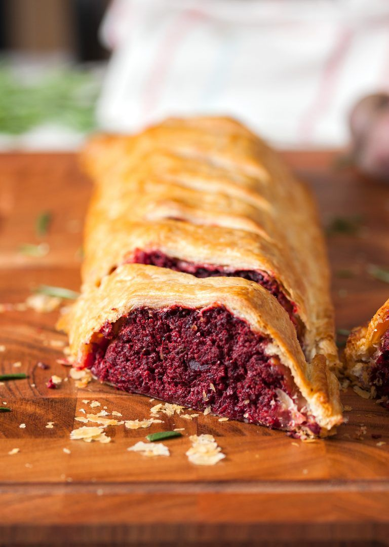5 Ingredient Beet Wellington So Vegan Food In 2019