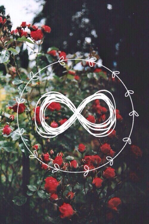 Infinity Love Background Tumblr