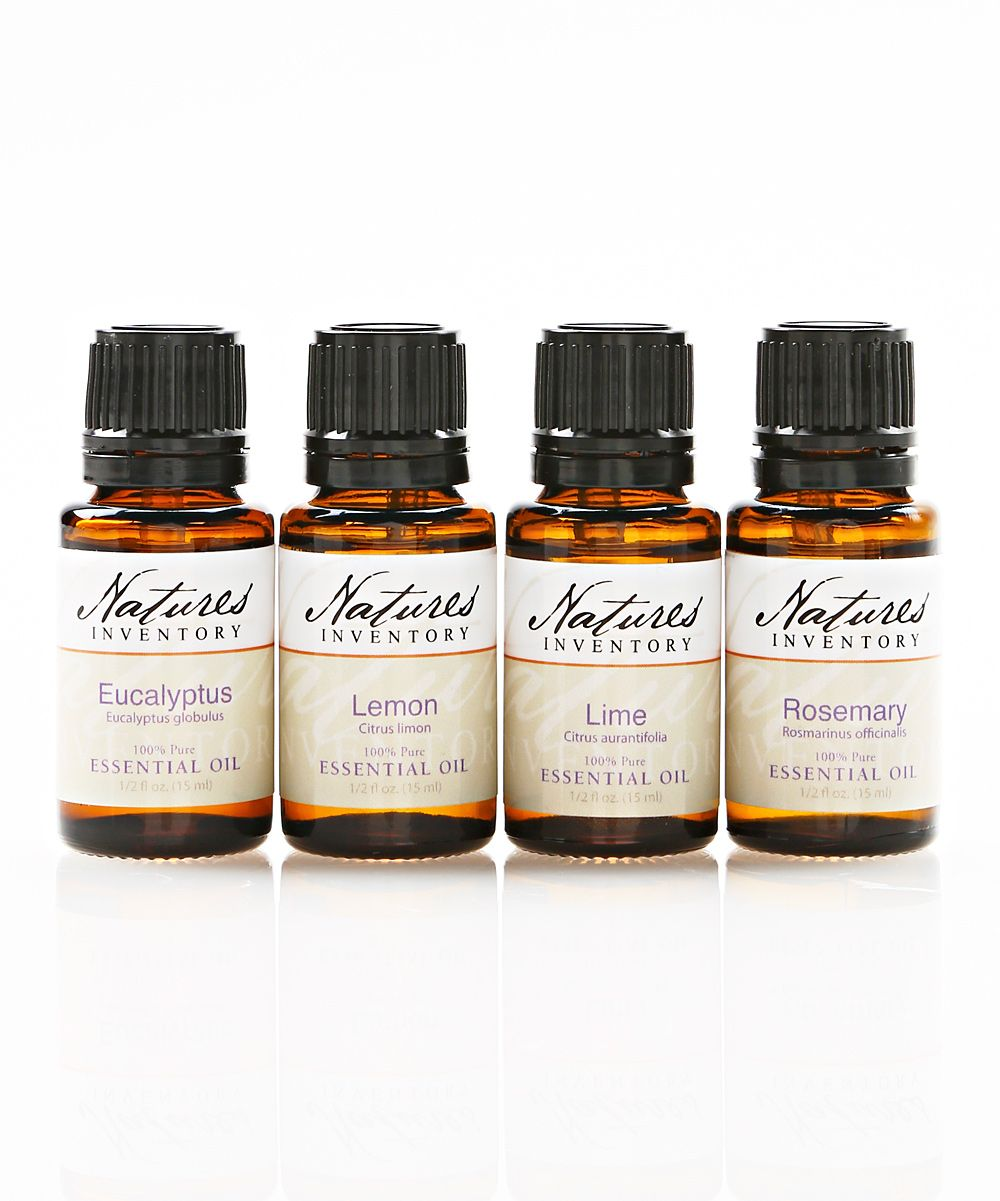 Lung Support Essential Oils Set