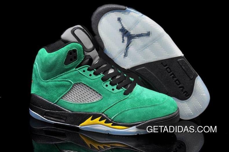 2a54c768915 Jordans 5 Green Black Yellow Grey TopDeals, Price: $78.10 - Adidas Shoes,Adidas  Nmd,Superstar,Originals