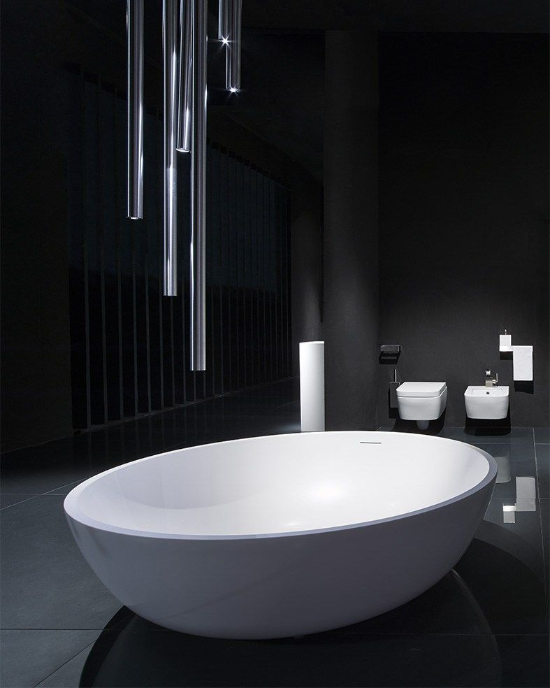 CIRCLE Bathtub by RIFRA | Bathroom Decor Inspiration | Pinterest ...