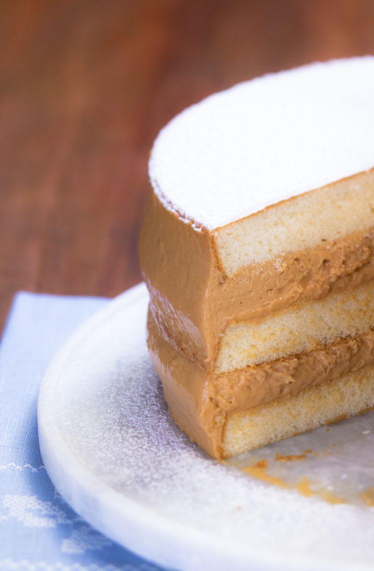 Bolo Bem Casado Receita Food Cakes Bolo Bem Casado E Ideias