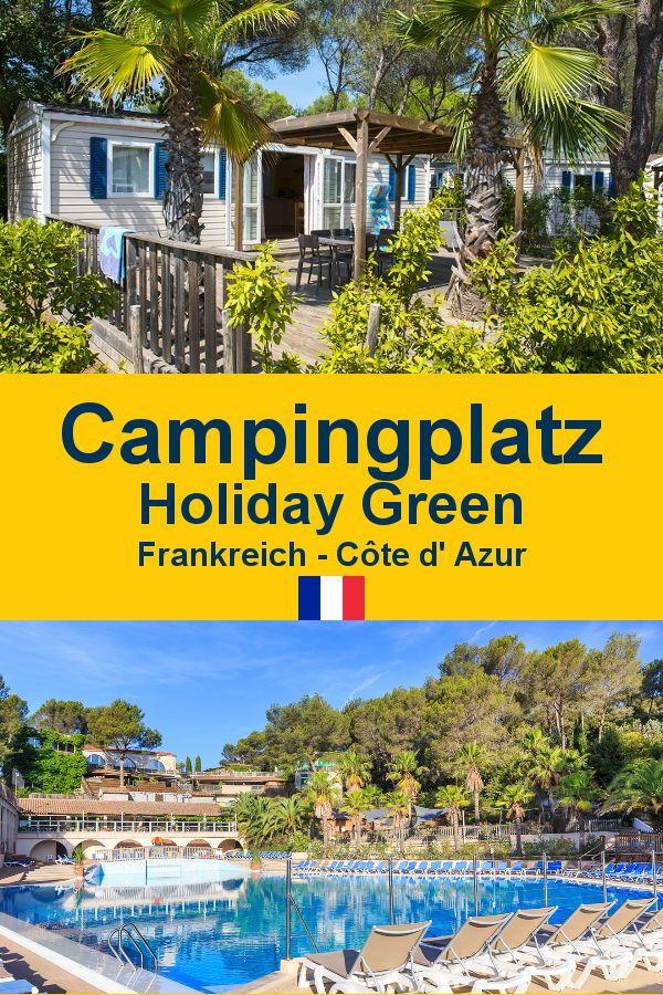 Der Camping Holiday Green ist ein 5 SterneCamping mit