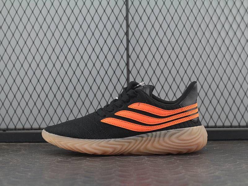 Adidas Originals Sobakov Black Orange