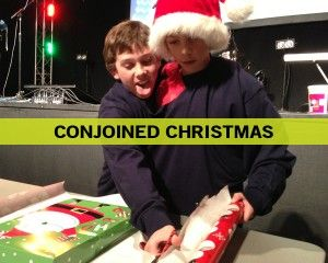 Conjoined Christmas Fun Ninja Youth Group Games Christmas Youth Group Games Youth Group Games Youth Games