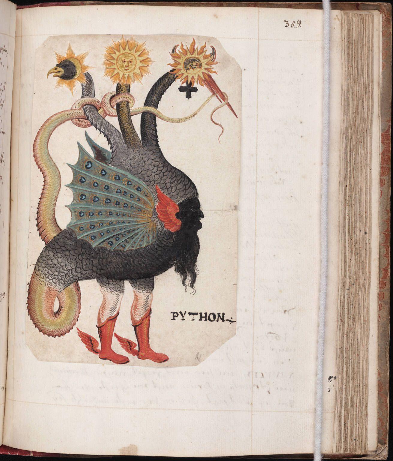 Public Domain Antique Print Rare Book Color Illustration