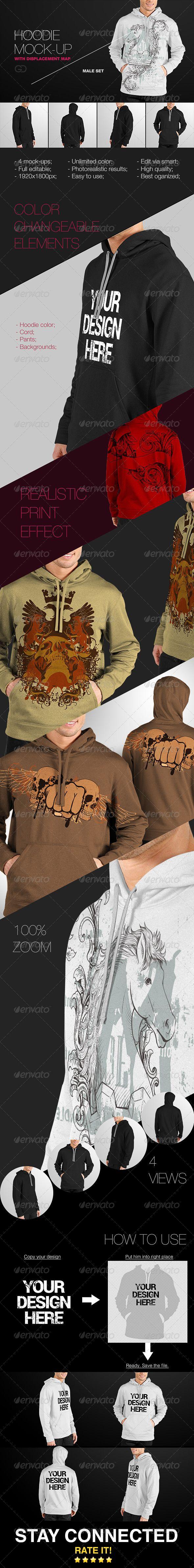 Download Hoodie Mock Up Hoodie Mockup Graphic Design Templates Clothing Mockup