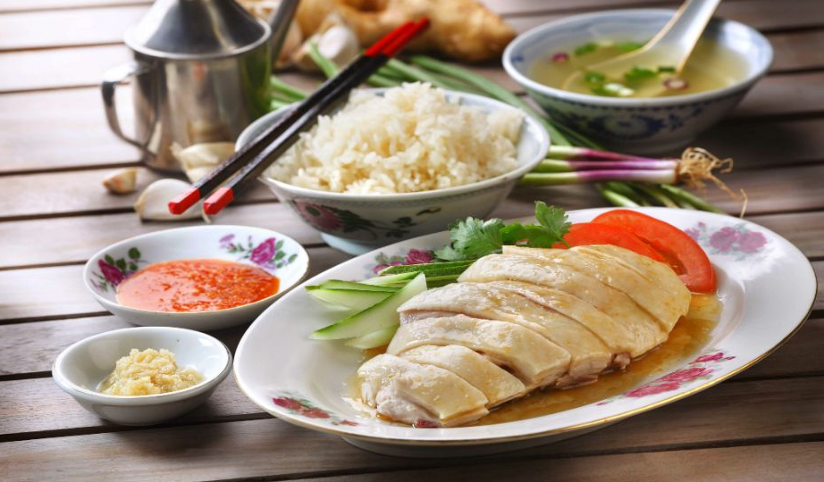 Resep Nasi Ayam Hainan Asli Singapore Sederhana Dan Praktis Food Festival Resep Makanan Enak