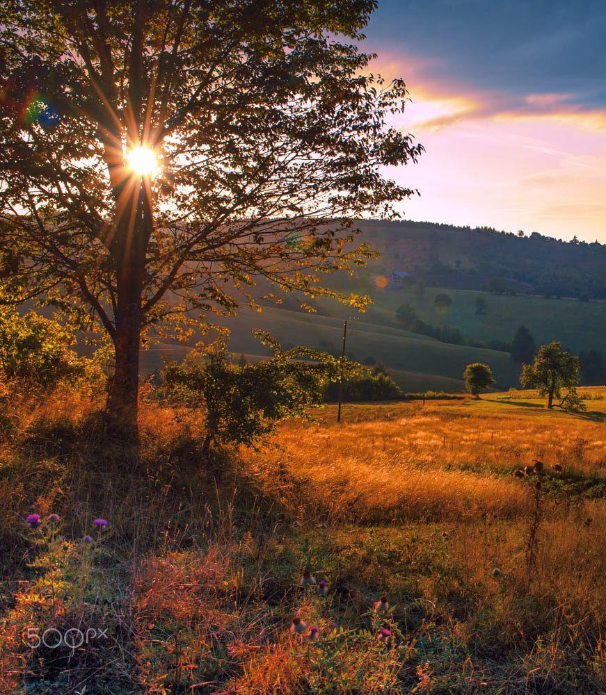 Sunset by Mevludin Sejmenovic on 500px