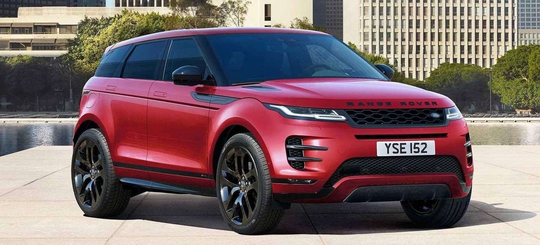 Range Rover Evoque 2019 llegará en Marzo, con etiqueta