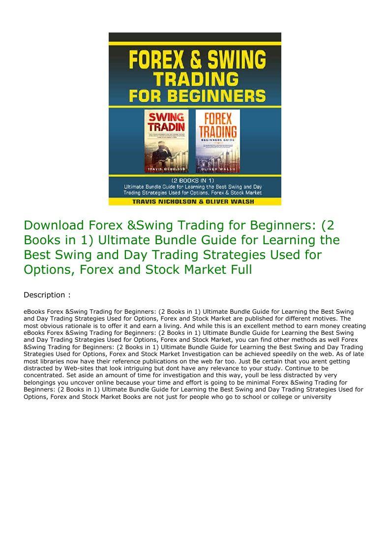 39+ Best swing trading books pdf ideas in 2021