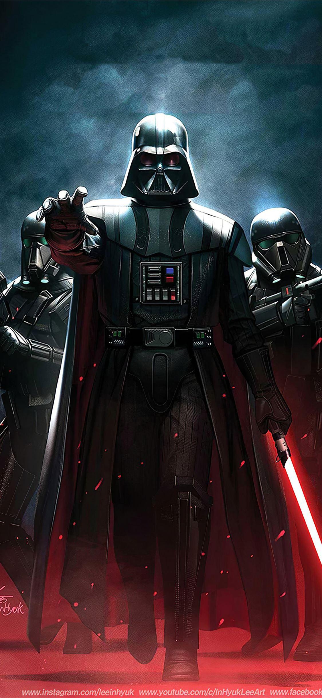 Darth Vader Wallpaper 4k Iphone : darth, vader, wallpaper, iphone, Darth, Vaderart, #StarWars, #movies, #DarthVader, #iPhoneXWallpaper, Vader, Wallpaper,, Tattoo