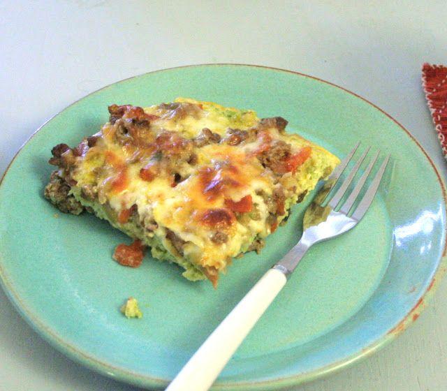 A Starch Free Cookbook: Picadillo Pie: My Quest to Invent a Starch Free Casserole