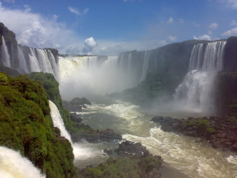 Cataratas do Iguaçu...Brasil