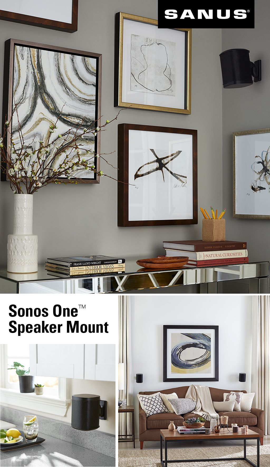 Smart placement ideas for your Sonos One