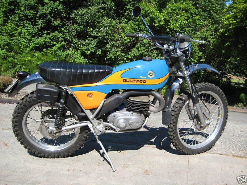 bultaco motorcycles | Bultaco Classic Motorcycles | Bultaco