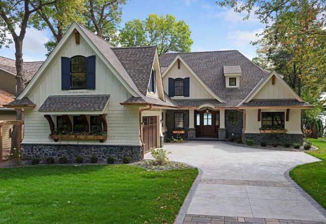 Perfect Classic Lake Cottage Home Design (Home Bunch   An Interior Design U0026 Luxury  Homes Blog)