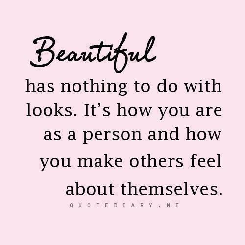 Inner Beauty Quotes | www.pixshark.com - Images Galleries ... Quotes On Girls Beauty