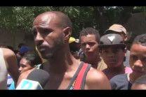 En Quisqueya, Azua Obstaculiza El Tránsito En Demanda Del Servicio Energético #Video
