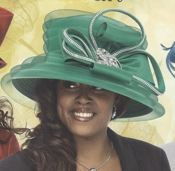 Pinterest Woman Emerald: Formal Hats For Women In Emerald Green
