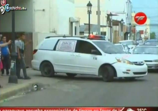 Hombres Armados Matan Abogado En Las Carreras, Santiago #Video
