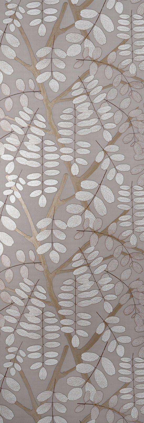 Tree Tops Wallpaper Jocelyn WarnerThis Would Be Pretty Hand Painted On A Wall Geometric