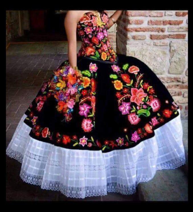 Awesome Vestidos Mexicanos Vestidos Charros De Xv Y