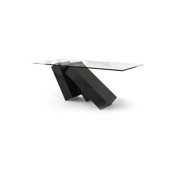 Duffy London Monolith Table (£7,000) found on Polyvore