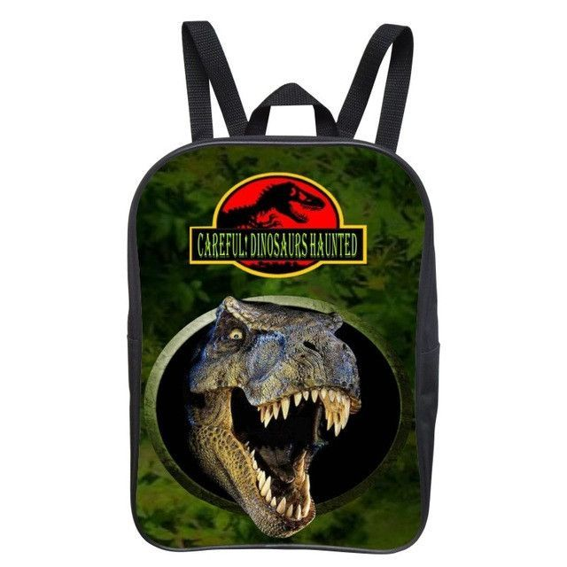 840a496a06 Sales Promotion New Style Printing Animal Dinosaur Kids Baby Bags  Kindergarten School Bag for Children Backpack Boys Schoolbag