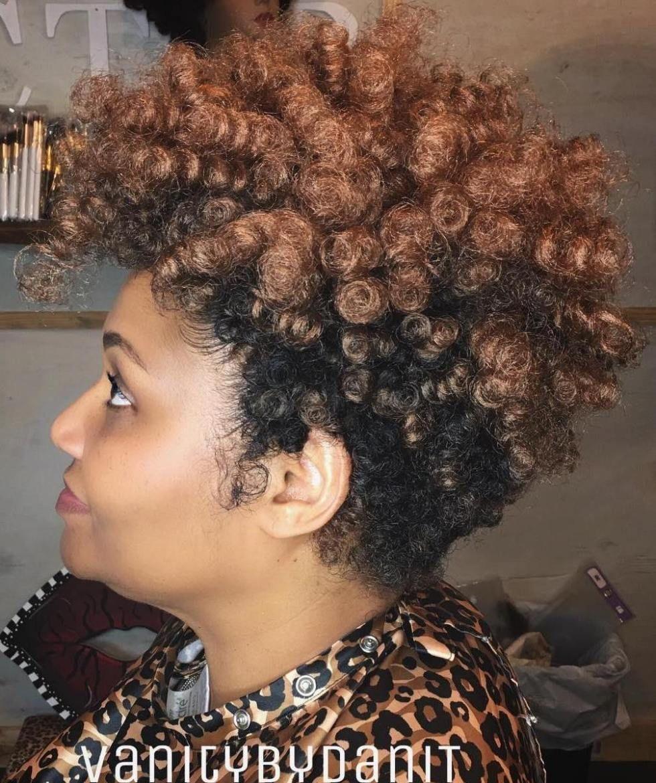 most inspiring natural hairstyles for short hair short natural