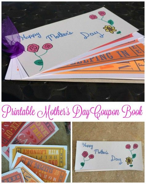 Easy Crafts to Make for Mother's Day