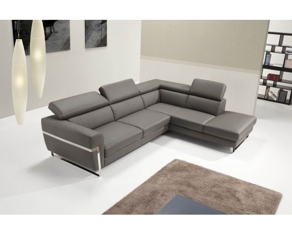 Image For Michelle Italian Corner Sofa