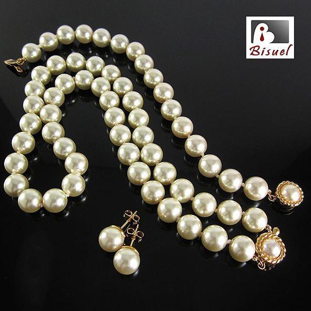 0f7679263aca Collar Perlas Mallorca Bijoux