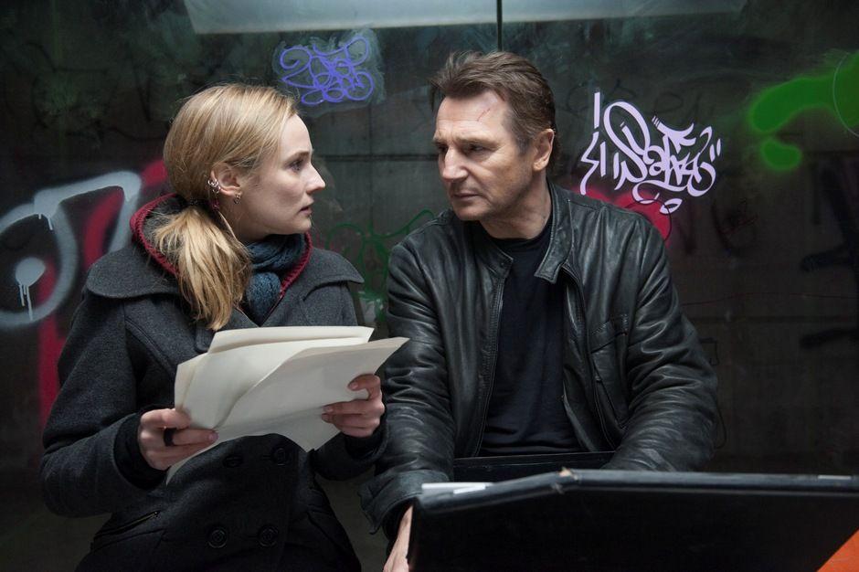Diane Kruger Liam Neeson Movie