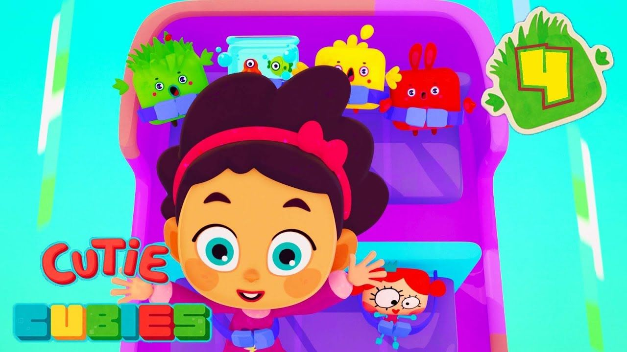 Cutie Cubies In English Movie 2019 Dreadly Episode 4 Look Online For Children All Episode For Free On Wo Game Com Igry