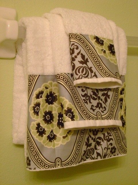 Clearance Bath Towel And Wash Cloth Set Ready To Ship With