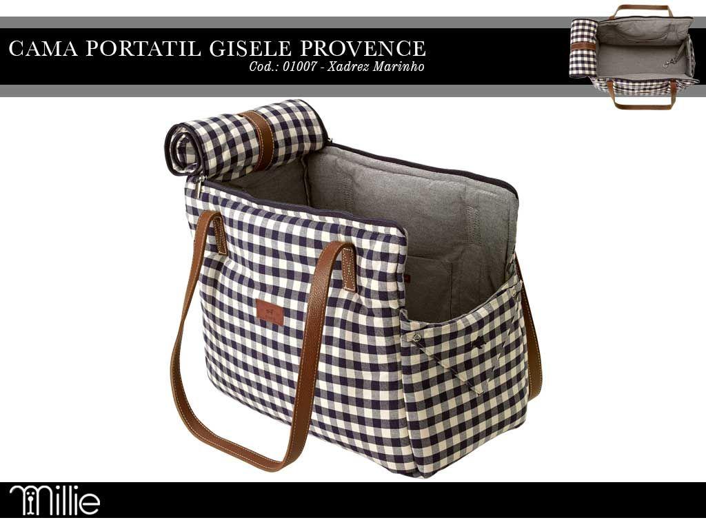 Bolsa Gisele Provence Marinho http://www.millie.com.br/provence