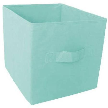 Delightful Mainstays Collapsible Fabric Storage Cube, Set Of 2 , Multiple Colors    Walmart.com