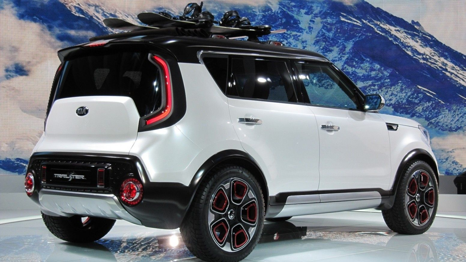 2021 All Kia Soul Awd Exterior