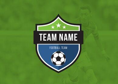 team logo template