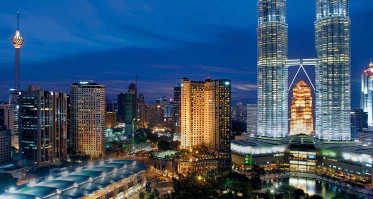Luxury Hotel in Kuala Lumpur Mandarin Oriental Hotel
