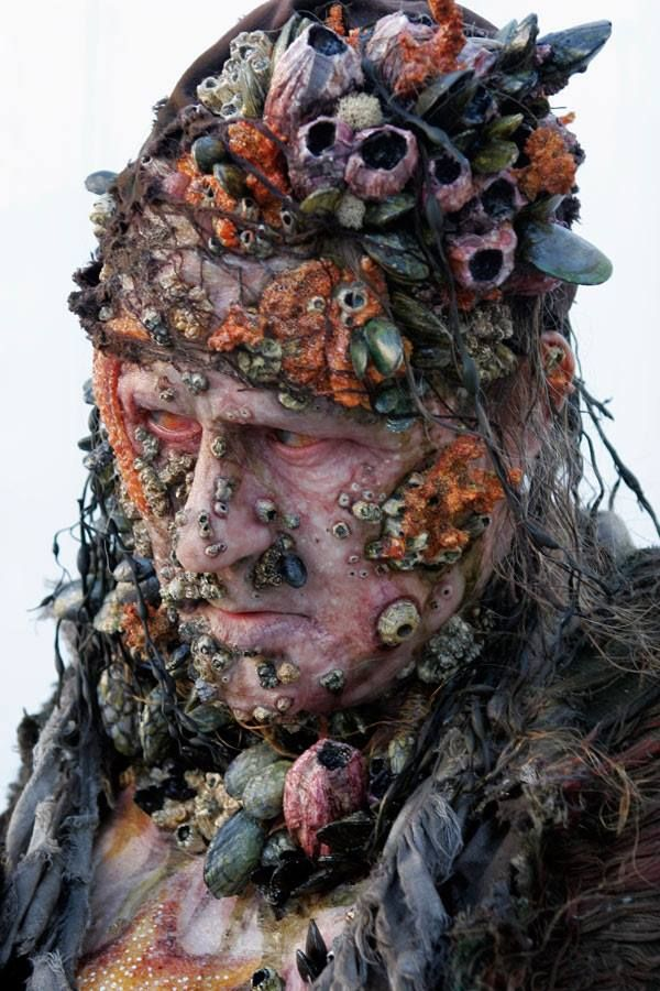 Joel Harlow [source] | SPFX | Special effects makeup, Prosthetic