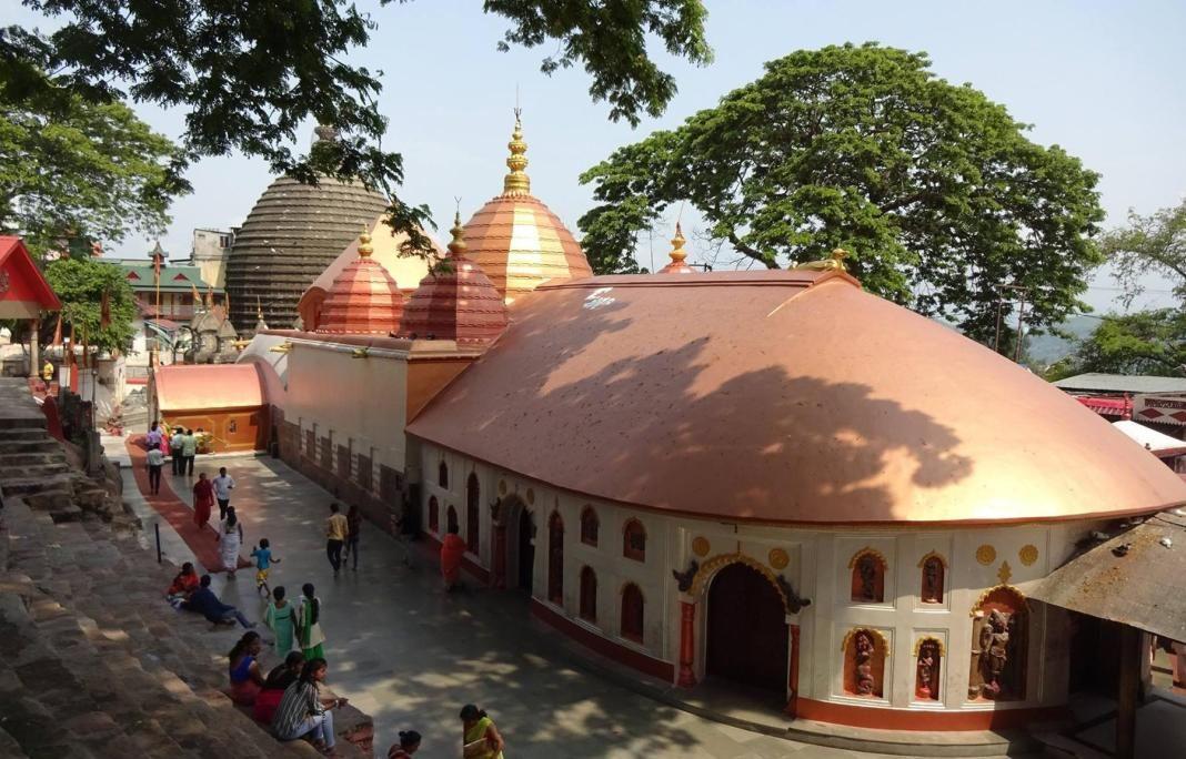 A Mystery Of The Kamakhya Temple Black Magic History Images Timing Temple Home Temple Taj Mahal