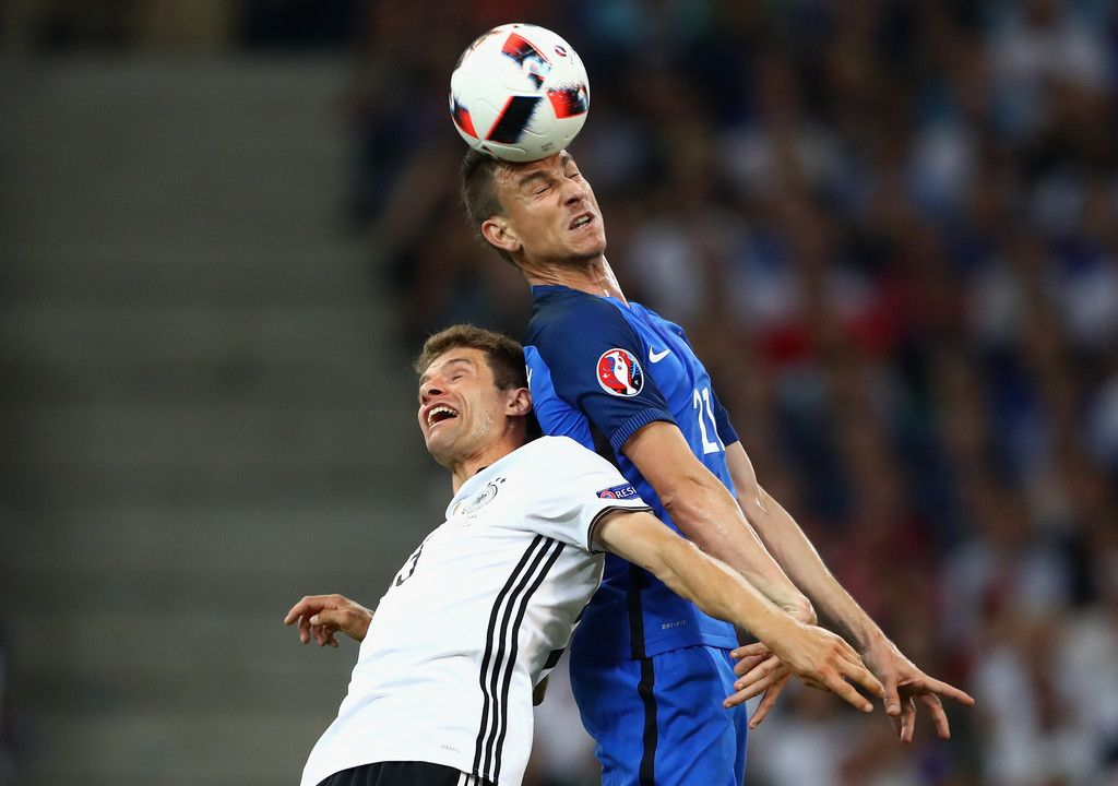 Laurent Koscielny Photos Photos Germany V France Semi Final Uefa Euro 2016 Laurent Koscielny Uefa Euro 2016 Euro 2016
