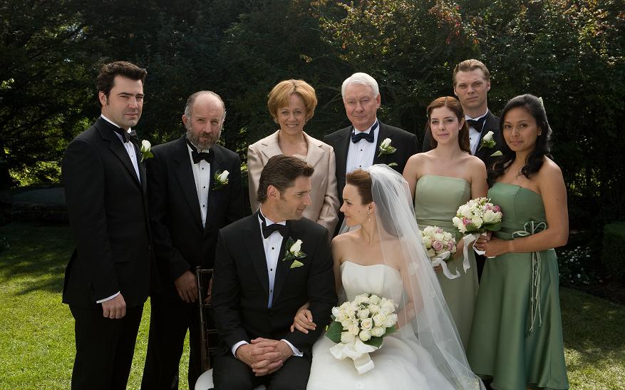 Eric Bana Rachel Mcadams In The Time Traveler S Wife Braut Lassige Brautkleider Herbsthochzeitsfarben