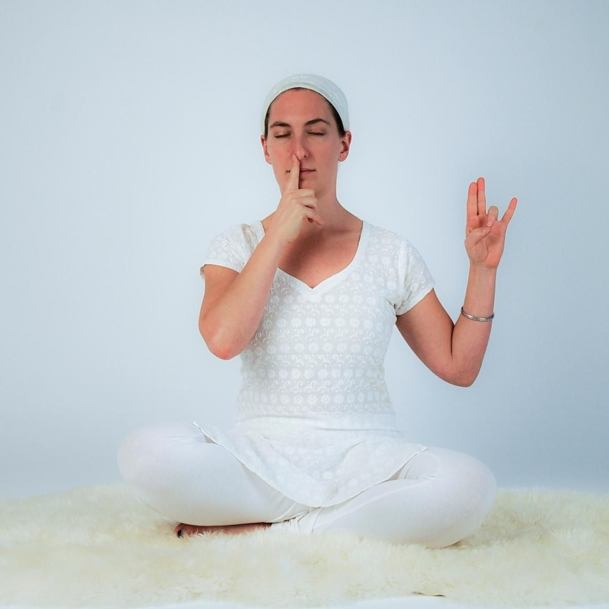 This Advanced Immune Therapy Hits At Viruses And Bacteria The Head Must Be Covered Or Else You C Kundalini Yoga Immune System Boosters Kundalini Yoga Classes