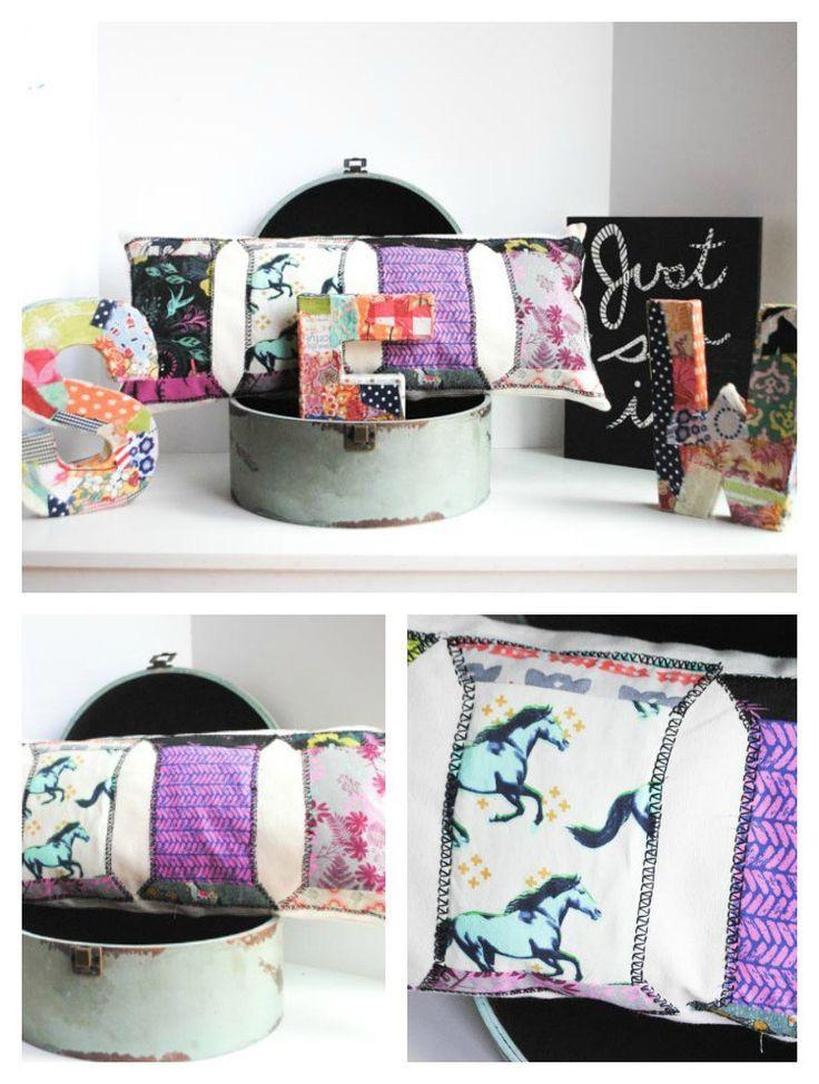 Free Thread Spool Cushion pattern. | Free Sewing Patterns ...
