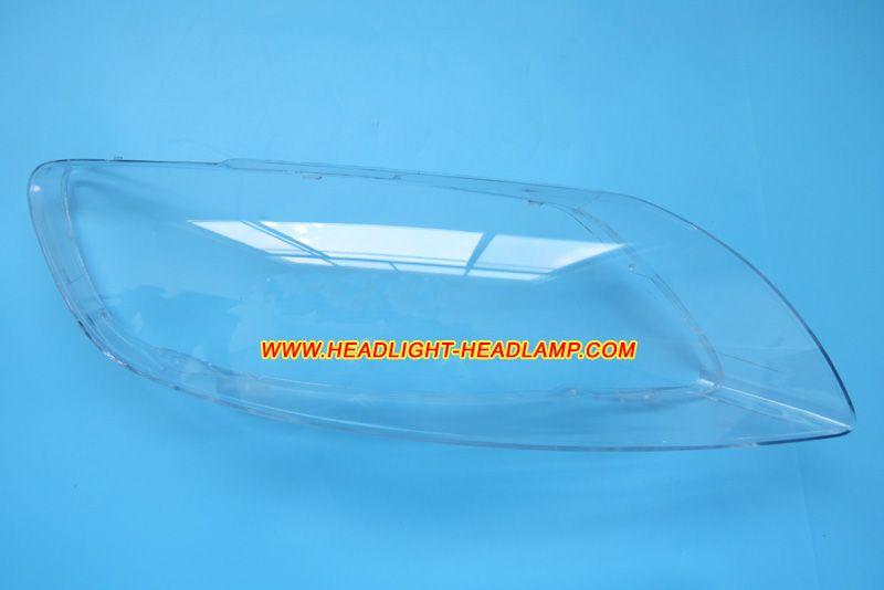 Audi Q7 Plastic Headlight Lens Cover Shell Lenses Covers Glass
