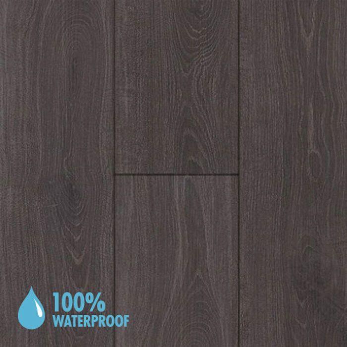 Aqua-Step Wood4V PVC laminaat - Antraciet Eiken #AquaStep ...