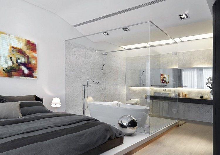 Chambre à coucher moderne: 80+ idées inspirantes qui vous ...